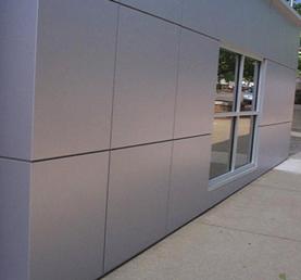 ACP Cladding, Aluminium Cladding, Aluminium Composite Panel Cladding ...
